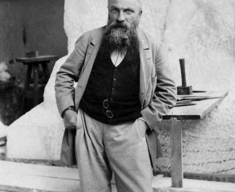 Gutiérrez Zaldívar escribe sobre Auguste Rodin y el récord en ventas en subastas de este 2016