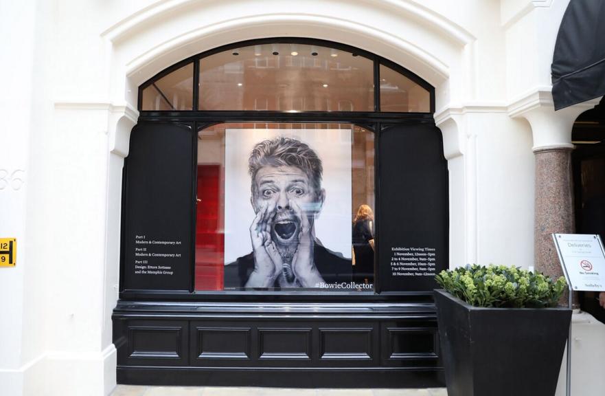 Subastan parte de la colección de David Bowie, por Ignacio Gutiérrez Zaldívar