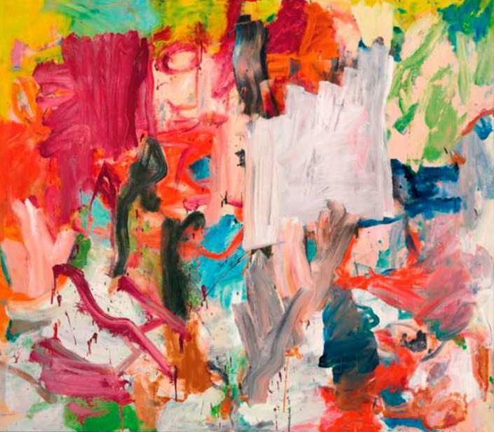 Las ventas de arte suben la apuesta a meses de la era Trump, por Ignacio Gutiérrez Zaldívar.