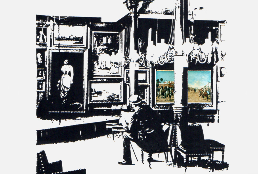 El Mayor Museo de Sudamérica por Ignacio Gutiérrez Zaldívar