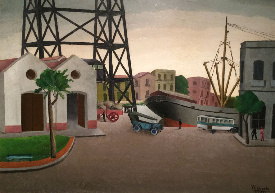 El arte argentino arranca enero con la mejor exposición del año por Ignacio Gutiérrez Zaldívar