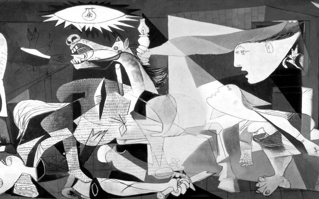 Guernica: la obra cumbre del Siglo XX por Ignacio Gutiérrez Zaldívar