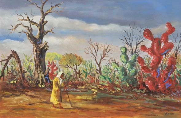 """""""Bosque Chaqueño"""" de Antonio Berni"""