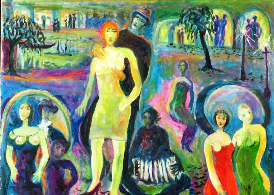 """""""Figures dans le port"""" de Leopoldo Presas"""