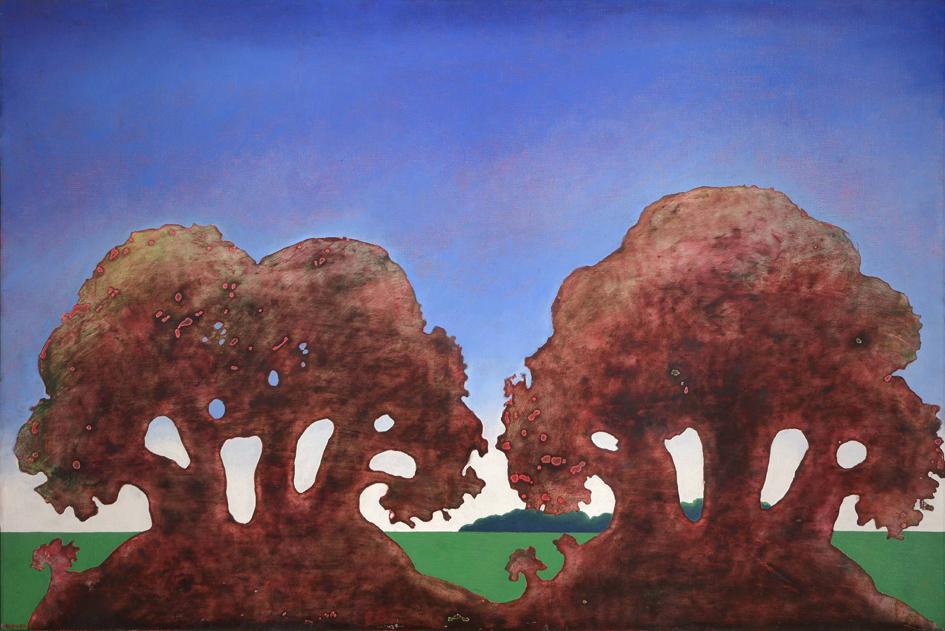 Buen clima en el Mercado de Arte Argentino por Ignacio Gutiérrez Zaldívar