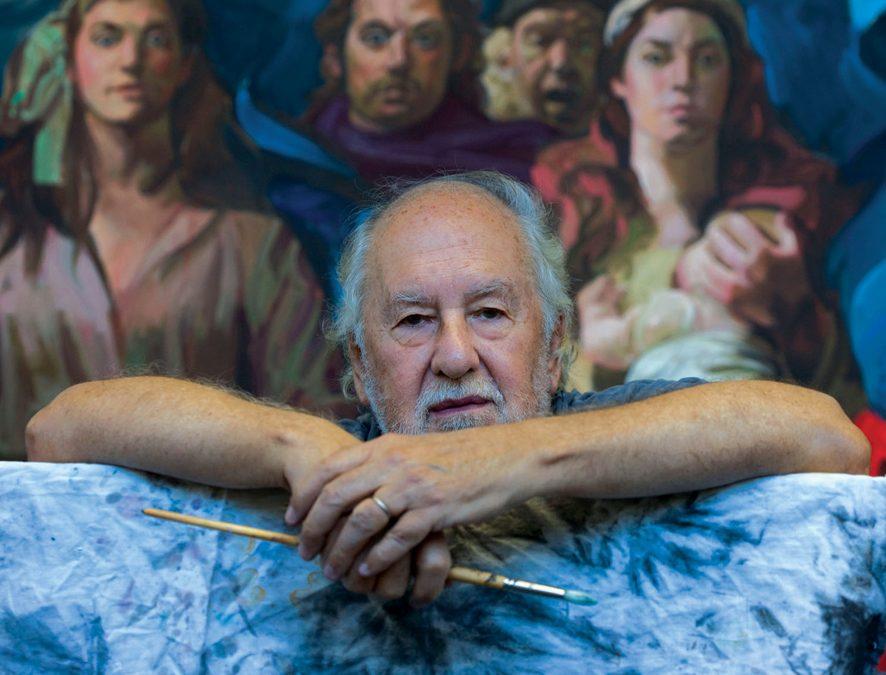 Guillermo Roux por Ignacio Gutiérrez Zaldívar