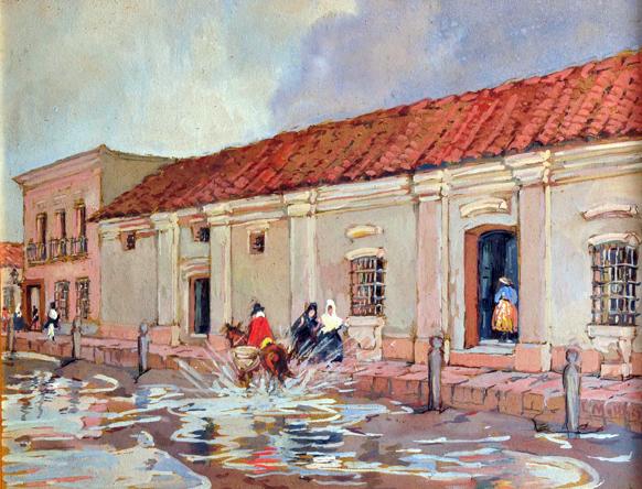 «Después de la Lluvia» de Léonie Matthis
