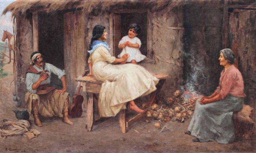 Ventas de Arte Argentino y Latinoamericano por Ignacio Gutiérrez Zaldívar
