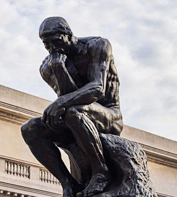 Rodin en Buenos Aires por Ignacio Gutiérrez Zaldívar