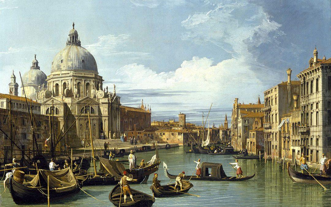 Canaletto, el rey de Venecia por Ignacio Gutiérrez Zaldívar