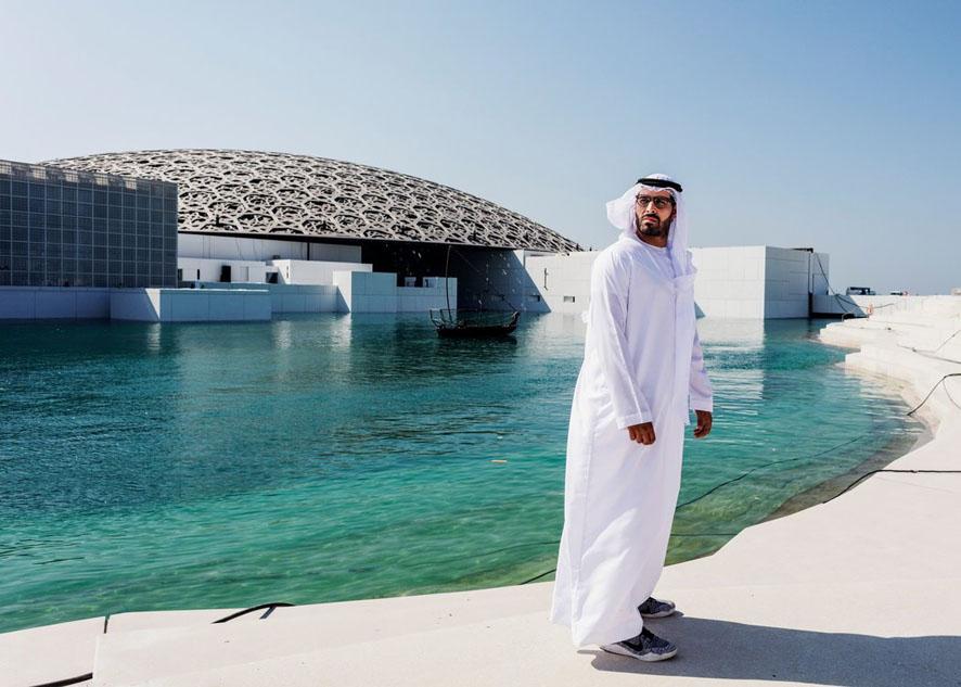 Louvre de las arenas: el nuevo museo en Abu Dhabi ya se ubica entre los mejores del mundo por Ignacio Gutiérrez Zaldívar