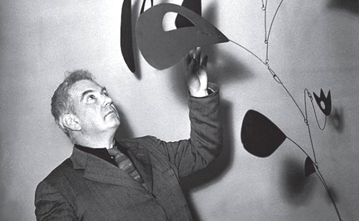 Alexander Calder en PROA por Ignacio Gutiérrez Zaldívar
