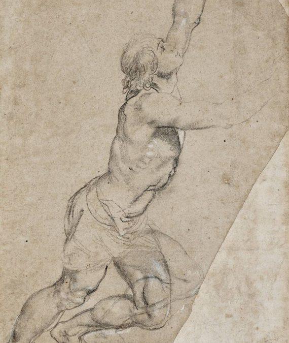 Récord para un dibujo de Rubens por Ignacio Gutiérrez Zaldívar