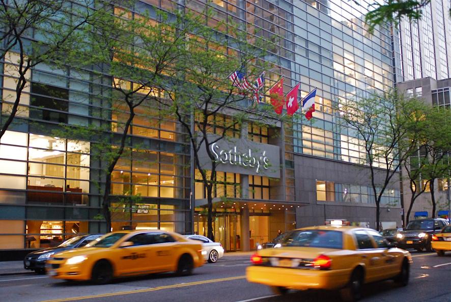 La venta de Sotheby's por Ignacio Gutiérrez Zaldívar