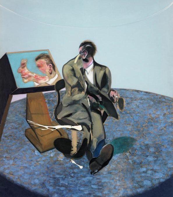 Francis Bacon por Ignacio Gutiérrez Zaldívar
