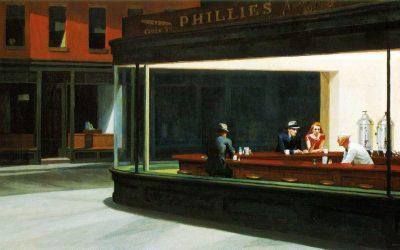 Edward Hopper por Ignacio Gutiérrez Zaldívar