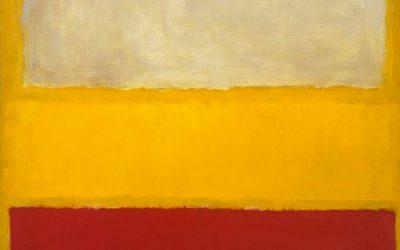 Mark Rothko por Ignacio Gutiérrez Zaldívar