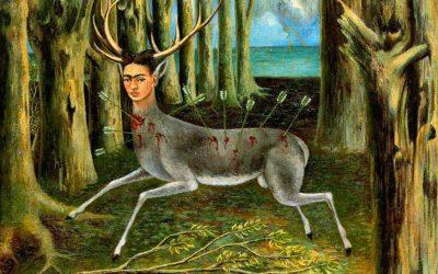 Frida Kahlo por Ignacio Gutiérrez Zaldívar