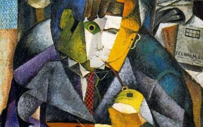 Diego Rivera por Ignacio Gutiérrez Zaldívar