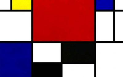 Piet Mondrian por Ignacio Gutiérrez Zaldívar
