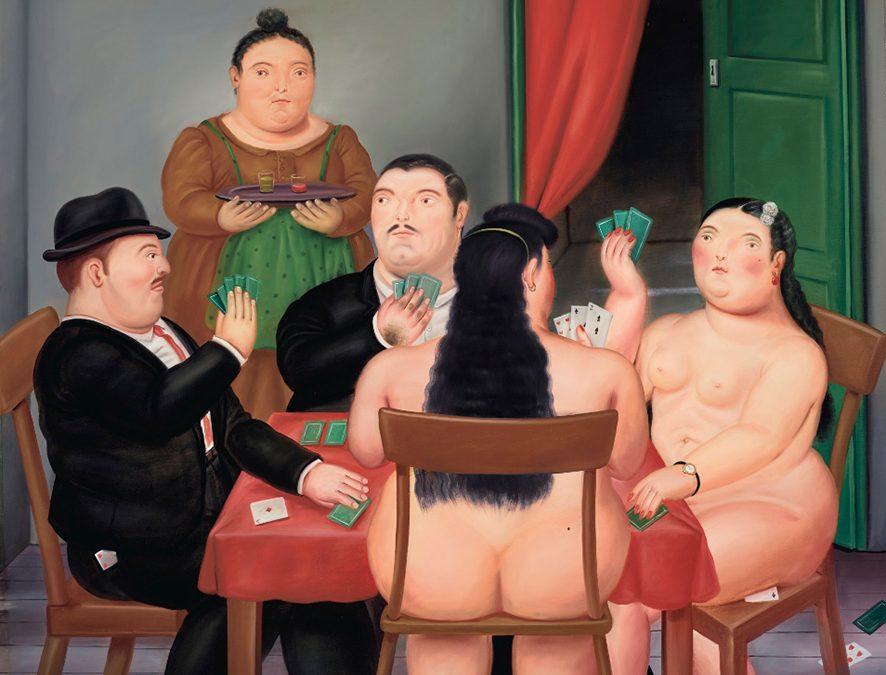 Fernando Botero por Ignacio Gutiérrez Zaldívar
