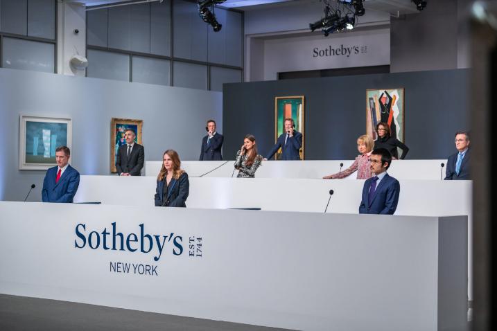 Sotheby's festejo ventas por 400 millones, por Ignacio Gutiérrez Zaldívar