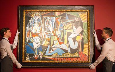 Ranking Picasso por Ignacio Gutiérrez Zaldívar
