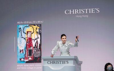 Semestre extraordinario para Christie's por Ignacio Gutiérrez Zaldívar